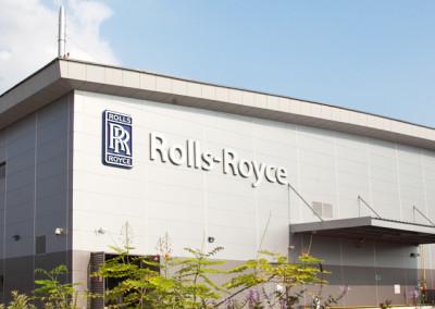 Rolls Royce Seletar Campus